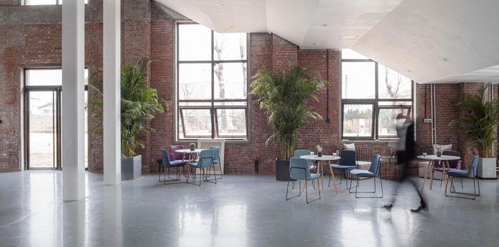 厂房改造办公室装修设计方案