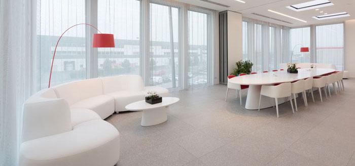 中式办公室设计方案