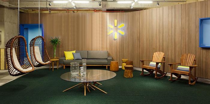 百货公司办公室装修设计效果图