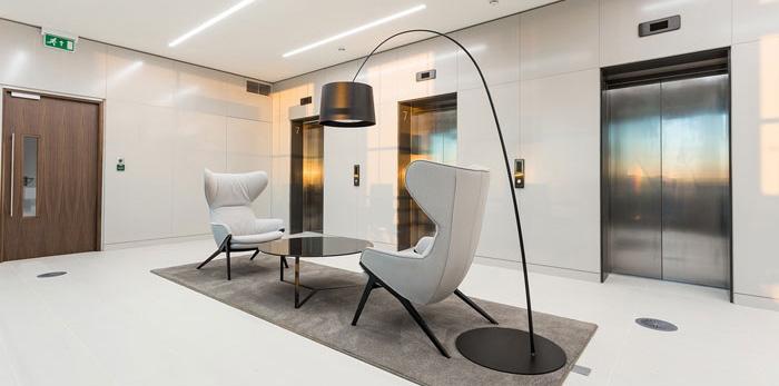 金融风投公司办公室装修设计效果图