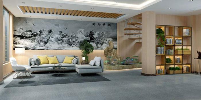 杭州下沙办公室装修设计效果图