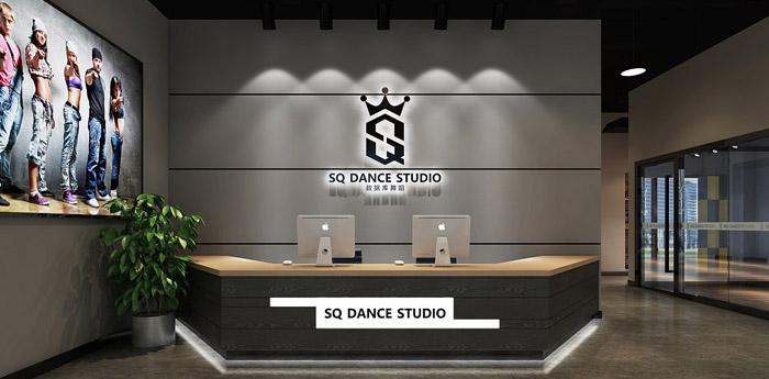 舞蹈培训中心装修设计效果图