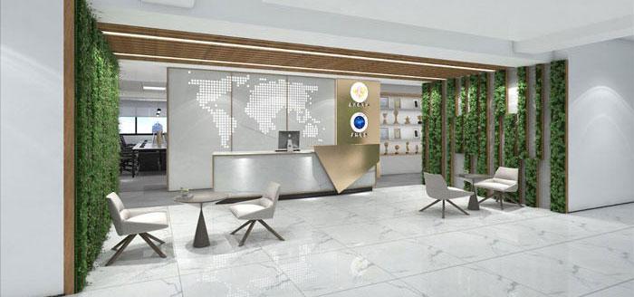 公司办公室设计方案
