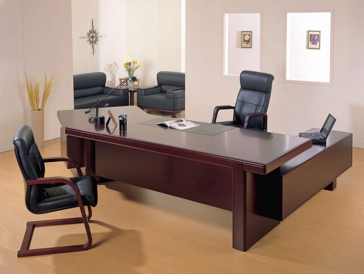 办公室家具效果图