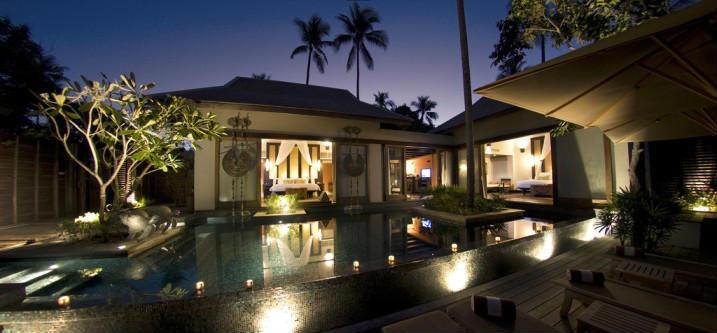 酒店风格--东南亚风格酒店-5点教你酒店装修设计应该注意哪些