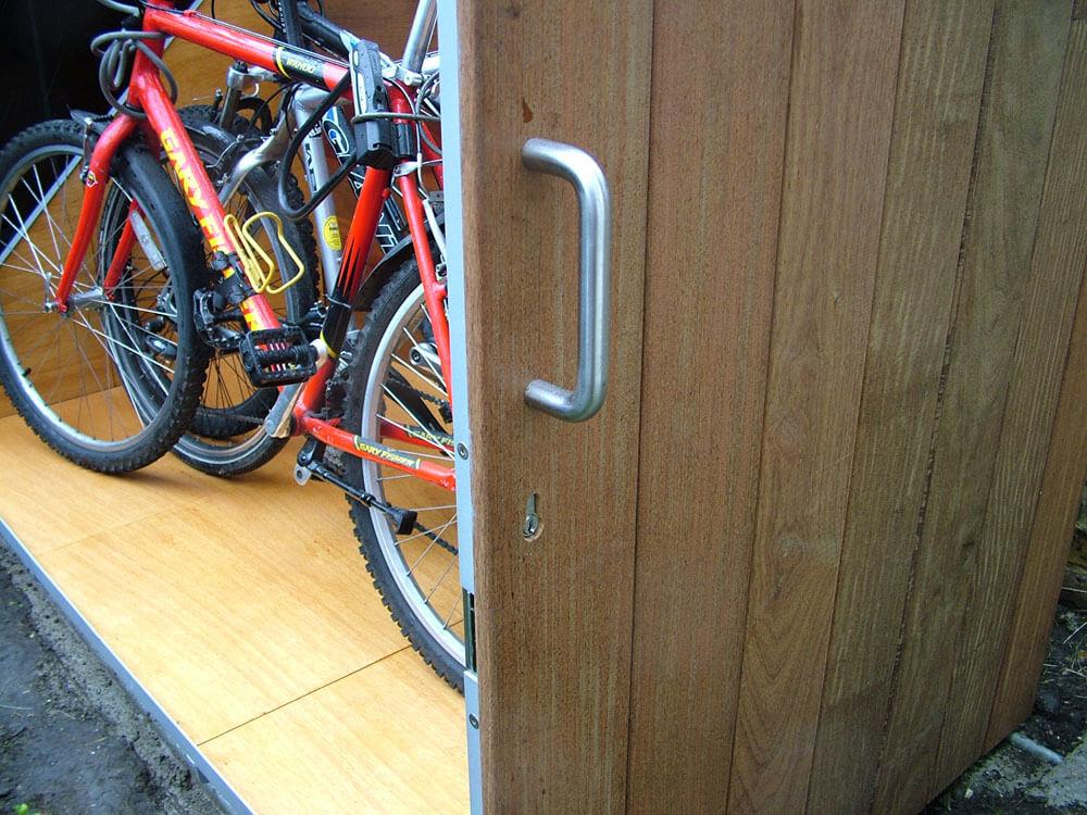 自行车储藏效果图11