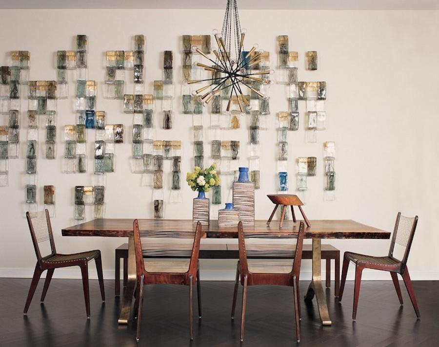 室内背景墙设计效果图2