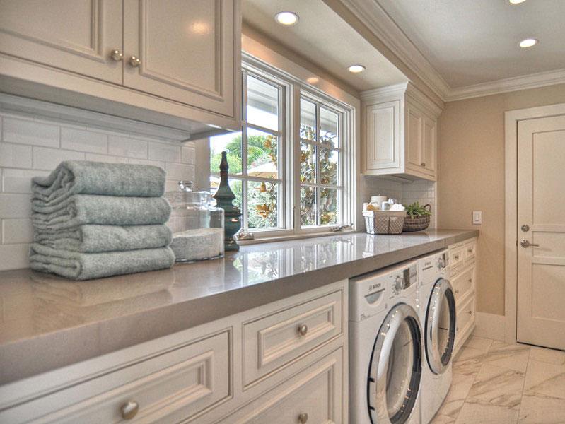 洗衣房空间的设计效果图