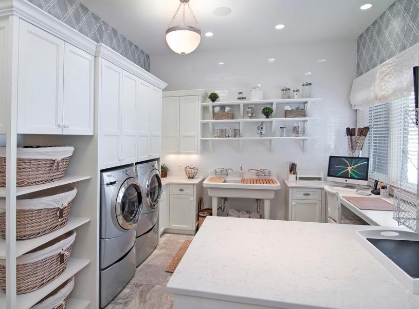 多用途洗衣房