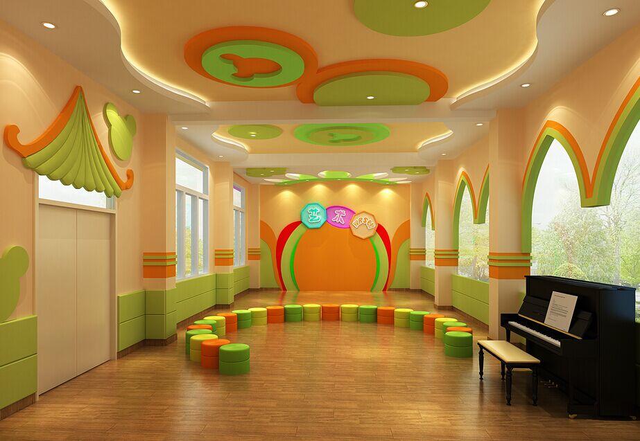 幼儿园装修设计——设计风格的确定,需要考虑哪些