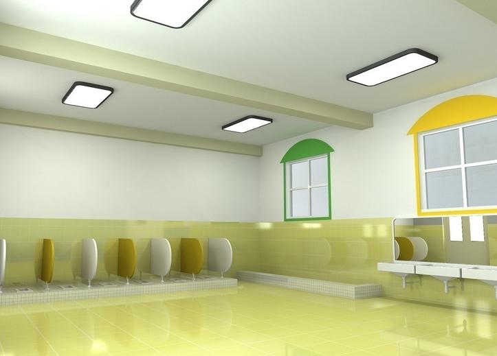 幼儿园卫生间设计效果图