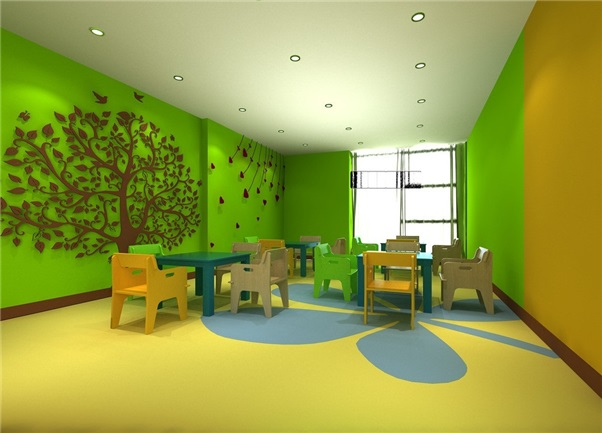 幼儿园地板装修,7点教你需要注意哪些