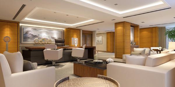 深圳办公室装修:好的办公室需要拥有视觉设计