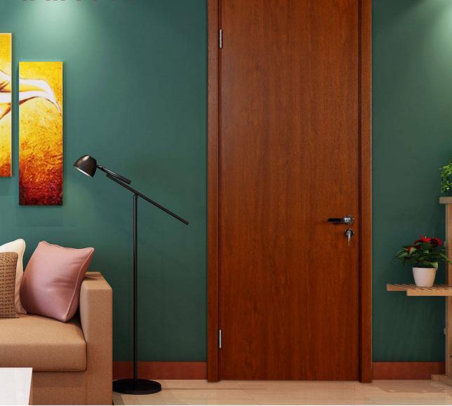 木门安装完成后,木门门扇需要注意哪些