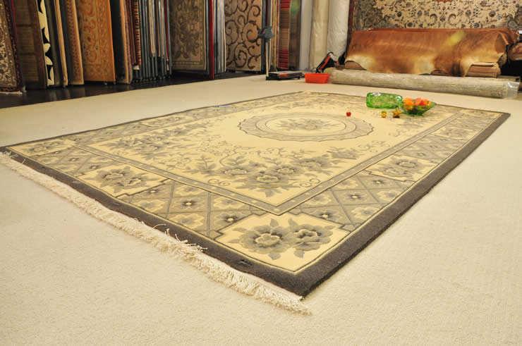 地面装修,铺设羊毛地毯都有哪些好处