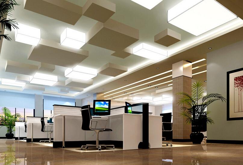 办公室装修设计:秩序感