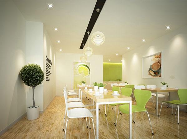 办公室茶水间装修设计的重要性