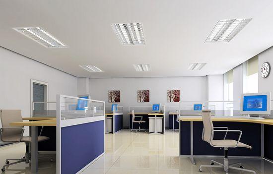 办公室配光灯具