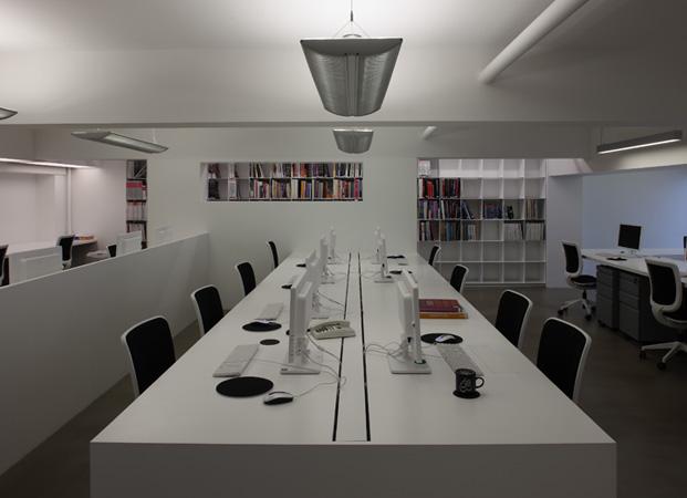 现代简约风格办公室装修设计的特点有哪些