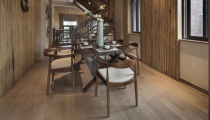 东南亚风格豪宅茶水间装修设计效果图