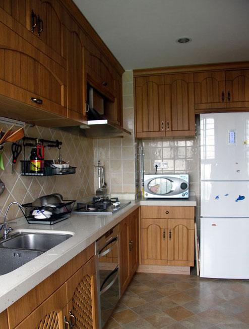 增加厨房视觉变化