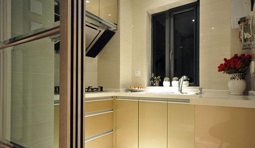 厨房空间通透性