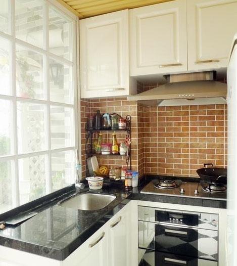 厨房空间延展性