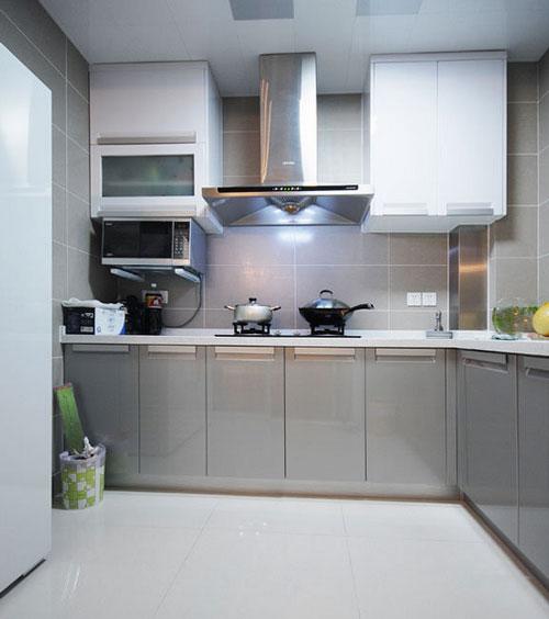 增加厨房的融合度