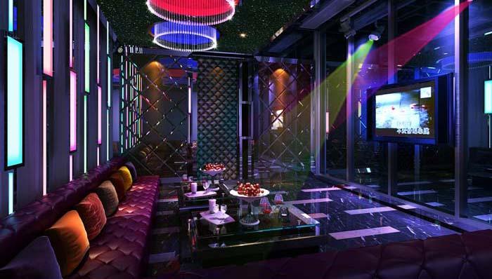 杭州酒吧装修设计案例