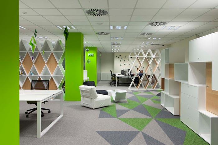办公室空间设计图片