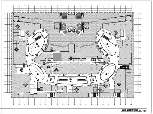 胶州市商场深化设计施工图(1)
