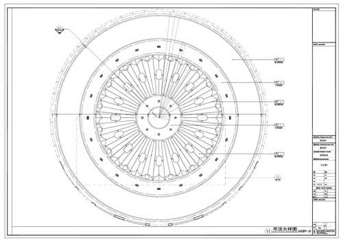 商场深化设计施工图节点11