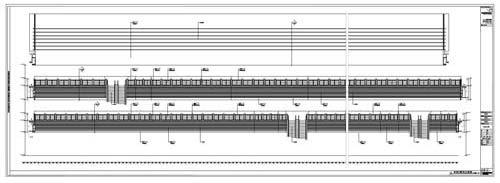 商场深化设计施工图中庭立面图05