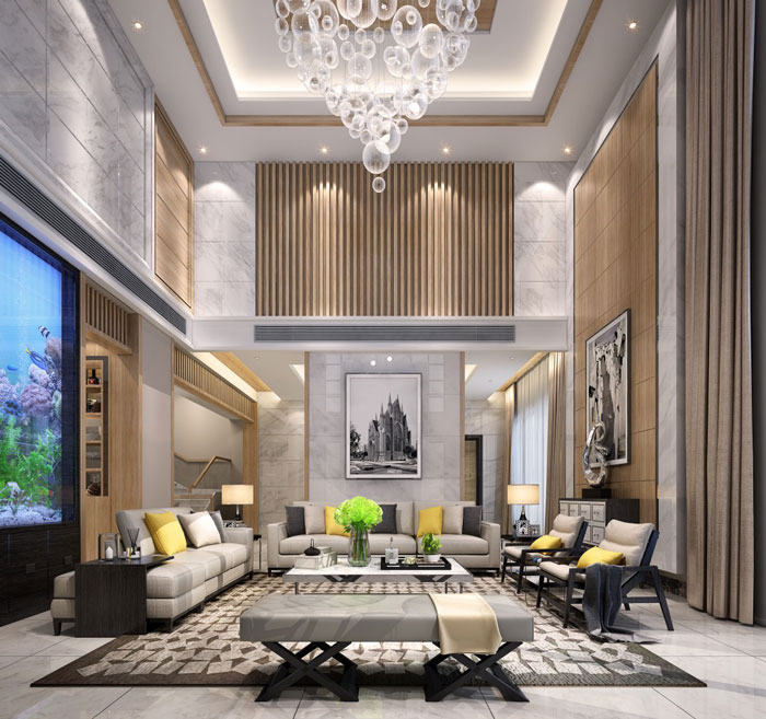 室内空间美学设计效果图