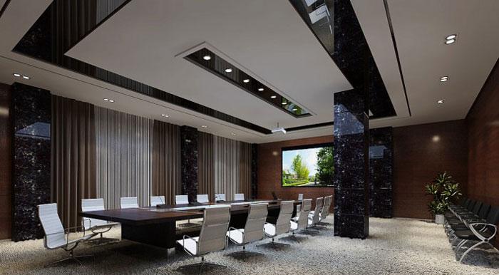 怎样装修办公室,打造一个时尚的氛围?