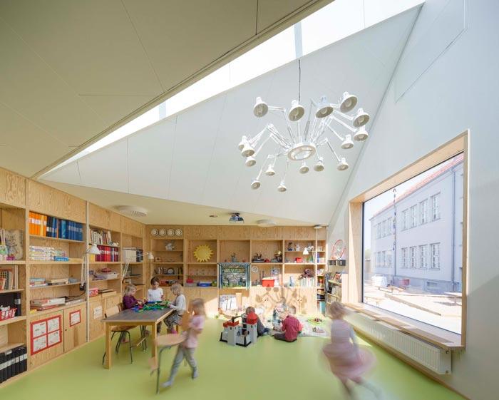 婴幼儿早教中心装修设计案例