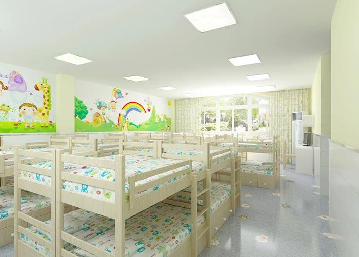 幼儿园寝室宿舍睡房设计要求