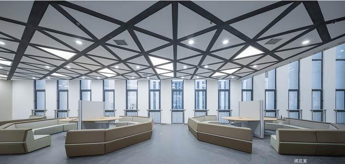 武汉理工大学图书馆设计方案