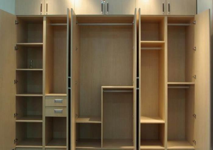 木工制作衣柜效果图