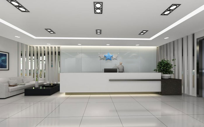 萧山办公室装修设计效果图