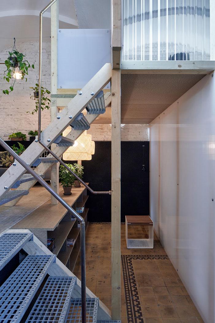 老旧厂房改造办公室项目_岚禾设计图片