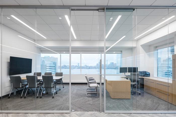 外贸公司总经理办公室装修设计效果图