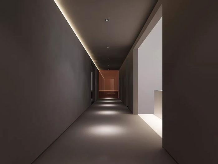 本次為舊辦公樓改造裝修設計方案,辦公樓設計面積2800平方,設計師在辦公樓外觀改造中,采用大色塊分隔,在較低的造價前提下,讓人眼前一亮,室內設計采用極簡、現代的設計風格,為企業打造一個現代化的極簡辦公空間。   辦公樓外觀