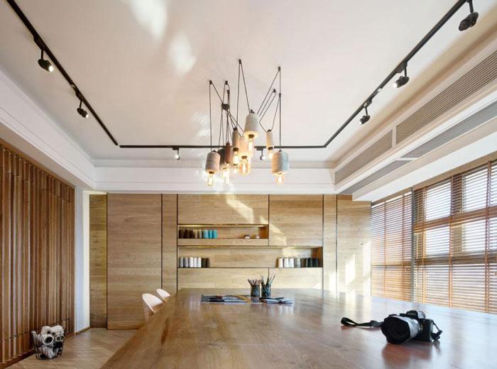 80平方办公室装修设计