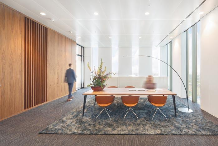 律师事务所办公室装修设计案例