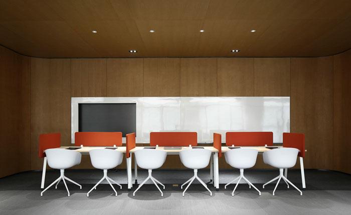 众创空间办公室装修设计效果图