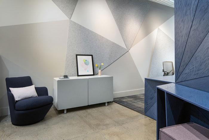 音乐制作公司办公室装修设计效果图