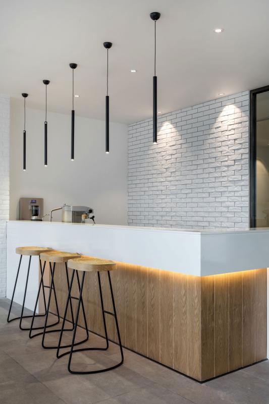 杭州loft风格办公室装修设计效果图