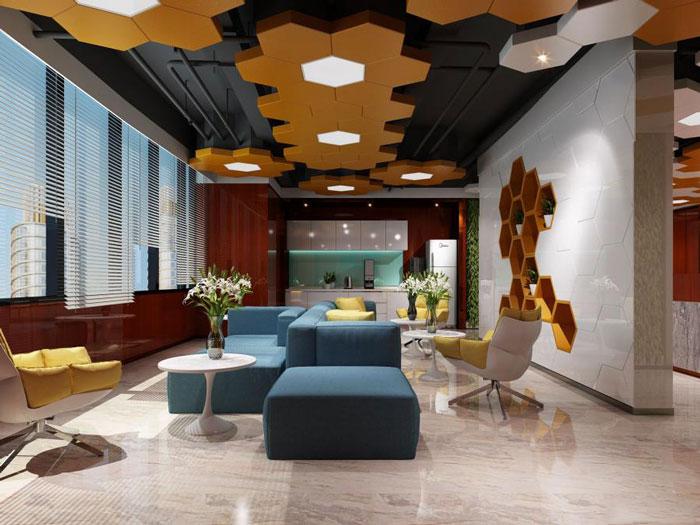 300平米办公室装修多少钱一平方?