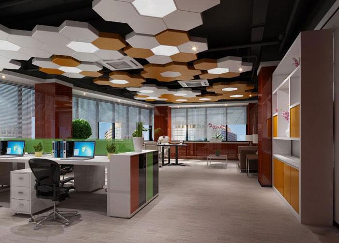 300平方辦公室裝修費用
